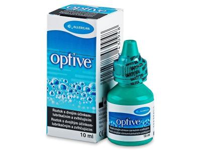 Očné kvapky - Očné kvapky Optive 10ml