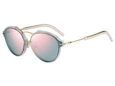 Slnečné okuliare okrúhle - Christian Dior DIORECLAT GBZ/0J