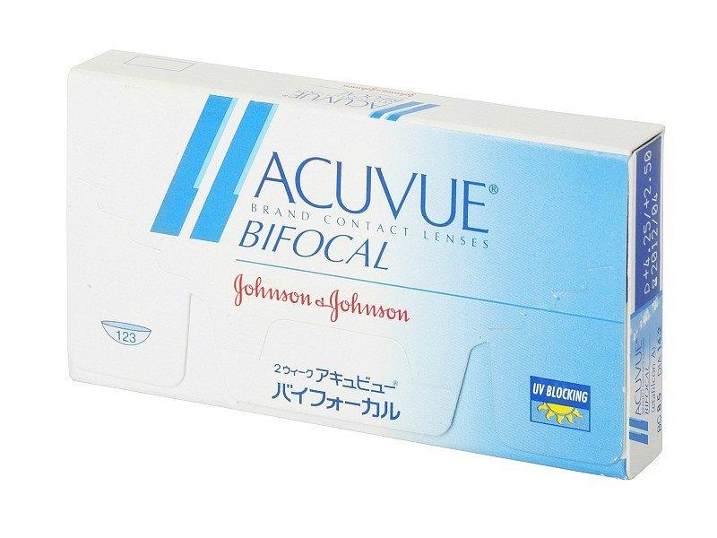 fb87344a8 Acuvue Bifocal (6 šošoviek). Skladom 0 ks. Multifokálne kontaktné šošovky