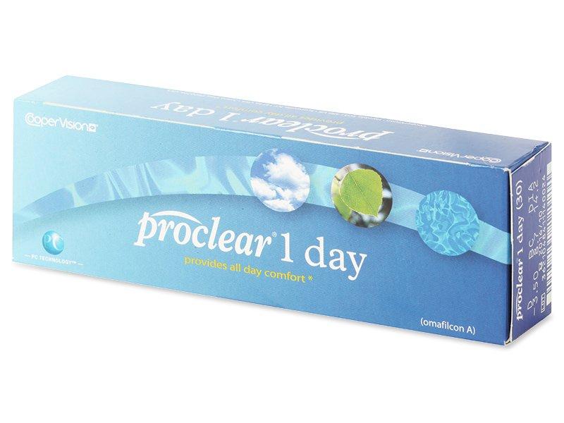 aab83bcbe Šošovky Proclear 1 Day (30 šošoviek) od 13.99 €