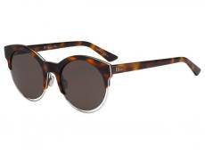 Slnečné okuliare okrúhle - Christian Dior DIORSIDERAL1 J6A/NR