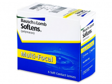 Multifokálne kontaktné šošovky - SofLens Multi-Focal (6šošoviek)