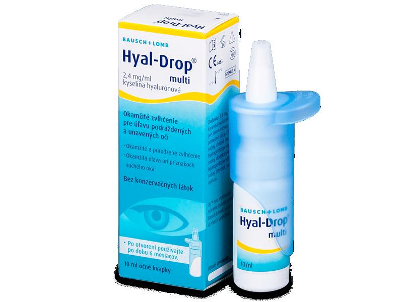 Hyal-Drop Multi 10ml  - Očné kvapky