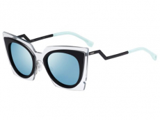 Slnečné okuliare extravagantné - Fendi FF 0117/S IBZ/3J