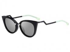 Slnečné okuliare Fendi - Fendi FF 0118/S AQM/UE