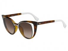 Slnečné okuliare extravagantné - Fendi FF 0136/S NY2/J6