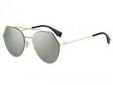 Slnečné okuliare extravagantné - Fendi FF 0194/S 3YG/0T
