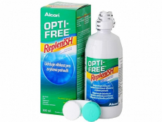 Roztoky - OPTI-FREE RepleniSH 300 ml