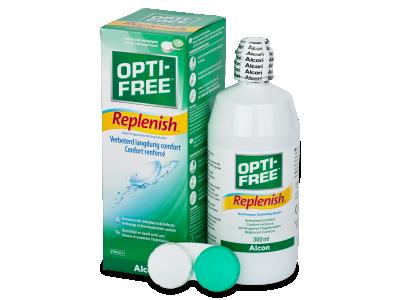 OPTI-FREE RepleniSH 300ml  - Čistiaci roztok