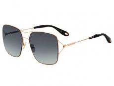 Slnečné okuliare Oversize - Givenchy GV 7004/S DDB/HD
