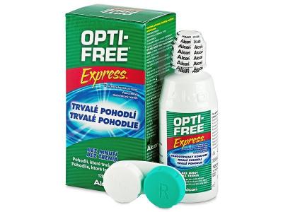 OPTI-FREE Express 120ml  - Čistiaci roztok