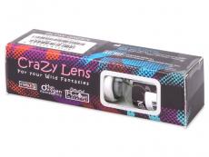 Farebné kontaktné šošovky - ColourVUE - Glow (2šošovky)