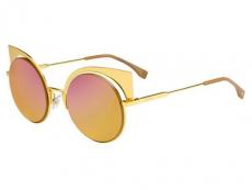 Slnečné okuliare extravagantné - Fendi FF 0177/S 001/OJ
