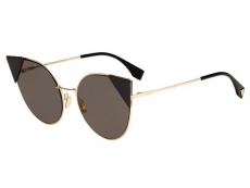 Slnečné okuliare extravagantné - Fendi FF 0190/S 000/2M
