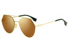 Slnečné okuliare extravagantné - Fendi FF 0194/S 001/83
