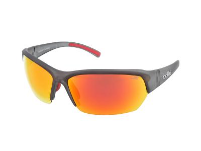 Slnečné okuliare Bollé Ransom 11696 - Satin Crystal Gray - POL