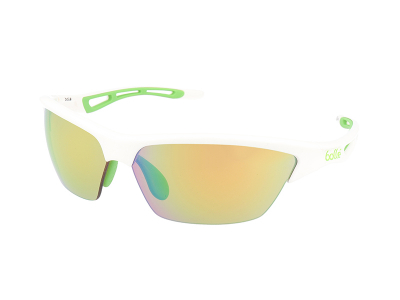 Slnečné okuliare Bollé Tempest 11819 - Shiny white