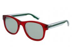 Slnečné okuliare Gucci - Gucci GG0003S-004