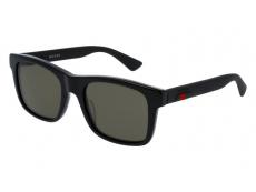 Slnečné okuliare Gucci - Gucci GG0008S-001
