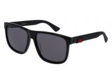 Slnečné okuliare Gucci - Gucci GG0010S-001