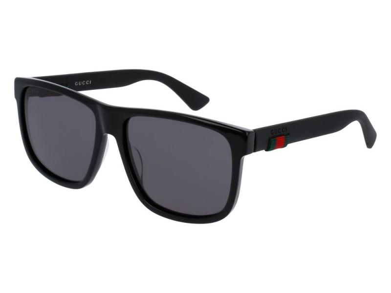 Slnečné okuliare Gucci GG0010S-001