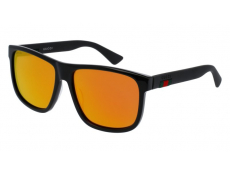 Slnečné okuliare Gucci - Gucci GG0010S-002