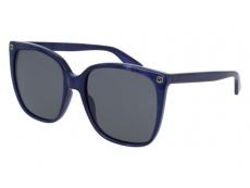 Slnečné okuliare Oversize - Gucci GG0022S-005