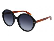 Slnečné okuliare oválne - Gucci GG0023S-003