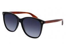 Slnečné okuliare oválne - Gucci GG0024S-003
