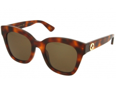 Slnečné okuliare Cat Eye - Gucci GG0029S-002