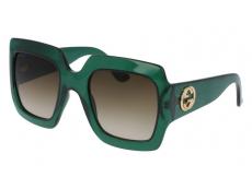 Slnečné okuliare Oversize - Gucci GG0053S-005