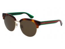 Slnečné okuliare Browline - Gucci GG0058SK-003