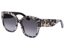 Slnečné okuliare Oversize - Gucci GG0059S-004