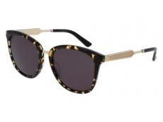 Slnečné okuliare oválne - Gucci GG0073S-002