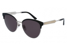Slnečné okuliare Cat Eye - Gucci GG0074S-001