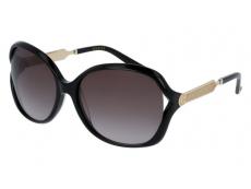 Slnečné okuliare oválne - Gucci GG0076S-002