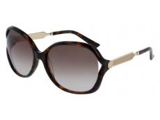 Slnečné okuliare Oversize - Gucci GG0076S-003
