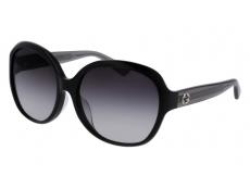 Slnečné okuliare Oversize - Gucci GG0080SK-002