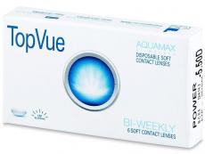 Dvojtýždenné kontaktné šošovky - TopVue Bi-weekly (6šošoviek)