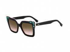 Slnečné okuliare extravagantné - Fendi FF 0260/S 3H2/53