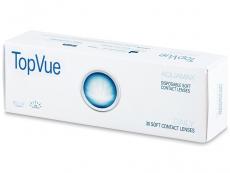 Jednodenné kontaktné šošovky - TopVue Daily (30šošoviek)
