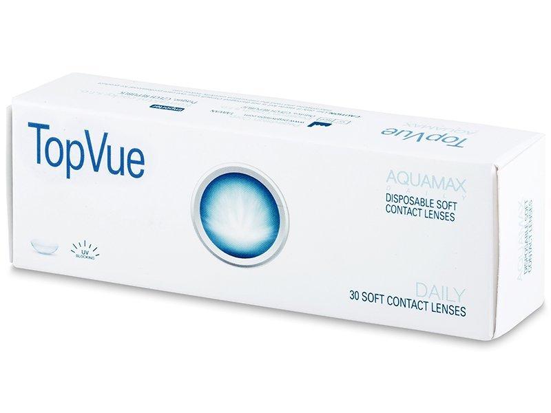 TopVue Daily (30šošoviek) - Jednodenné kontaktné šošovky - TopVue