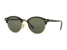 Slnečné okuliare Browline - Slnečné okuliare Ray-Ban RB4246 - 901