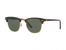 Slnečné okuliare Browline - Slnečné okuliare Ray-Ban RB3016 - W0366